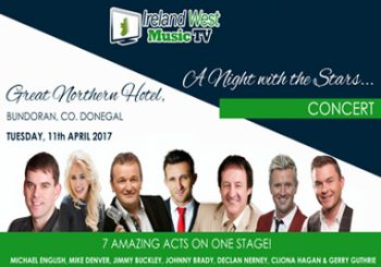 IWMTV announce 'A Night with the Stars'