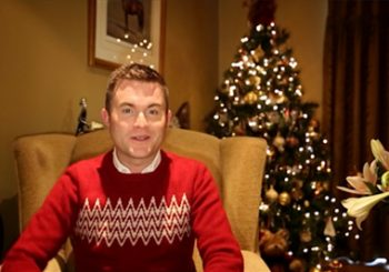 Michael English will host this years IWMTV Christmas Day Special!