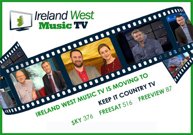 Ireland West Music TV Schedule