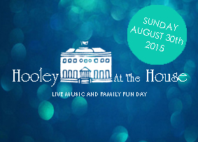Hooley at the House – Sunday 30th August