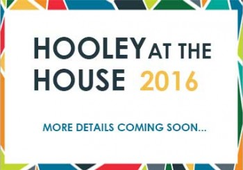 Hooley at the House 2016!