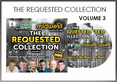 Brand New CD The Requested Collection Volume 3